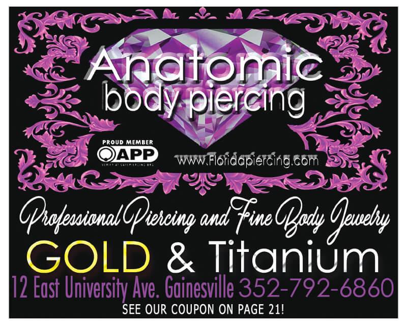anatomic piercing 1