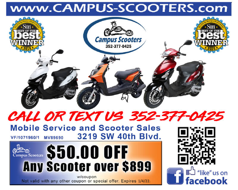campus scooter-fall-21