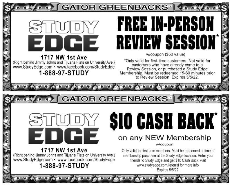 study edge-fall-21